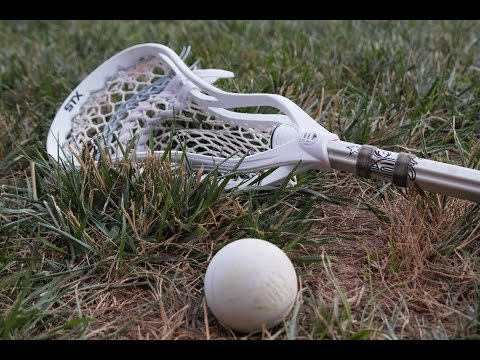How to remove tape residue from your lacrosse shaft