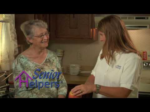 Senior Helpers In Home Health Care Oregon, OR Commercial 1.mov
