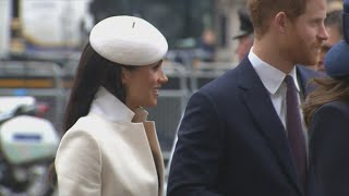 """Royal etiquette and """"a new beginning"""" for Meghan and Harry"""