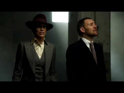 Full Steam - David Gray and Annie Lennox