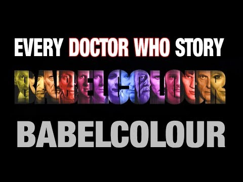 Every Doctor Who Story