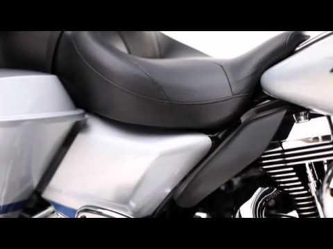 Harley-Davidson Hammock touring seat demonstration from Wildhorse Harley-Davidson Oregon