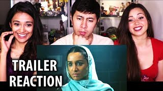 HASEENA PARKAR | Trailer Reaction w/ Jennifer & Sharmita!