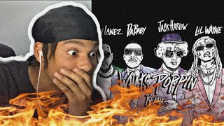 Jack Harlow - WHATS POPPIN (feat. DaBaby, Tory Lanez & Lil Wayne) REACTION  🔥