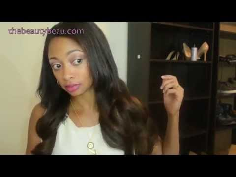 How To Make A U-Part Wig from Full Lace feat. Divas Wigs