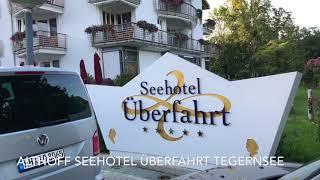 Althoff Seehotel überfahrt Tegernsee