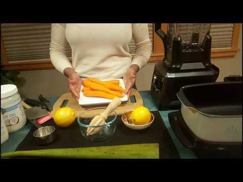 DIY Skin Lightening Soap With Lemon, Carrots and Aloe vera