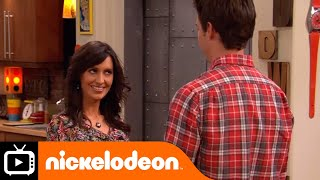 iCarly | Spencer's Babysitter | Nickelodeon UK