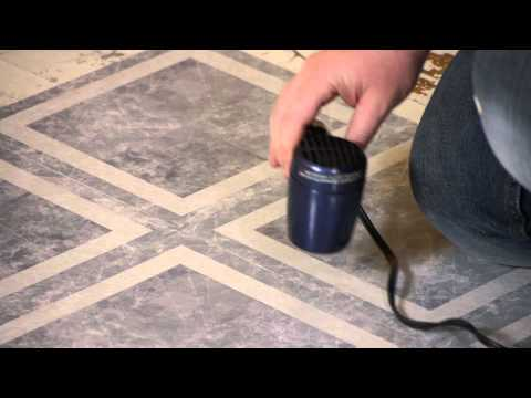 How to Remove Vinyl With a Hair Dryer : Flooring Repairs