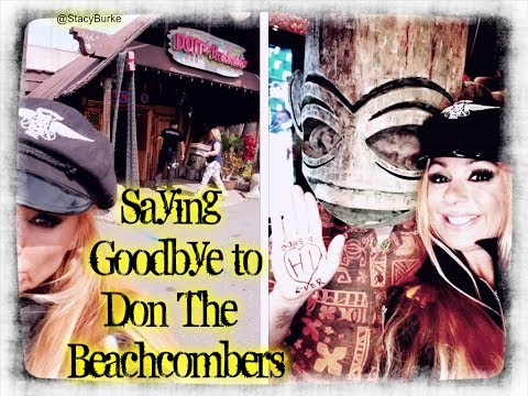Goodbye Don the Beachcombers? #Easter #Snaps #DonTheBeachComber