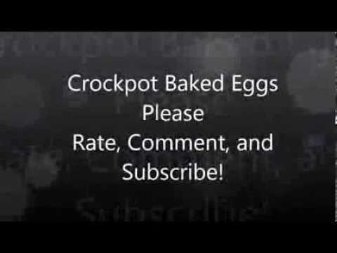 Crockpot Eggs and Potatoes