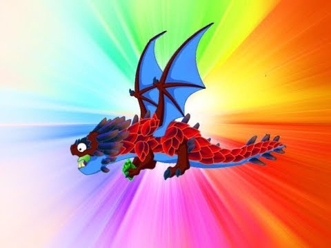 HOW TO BREED LOOT DRAGON (DragonVale)