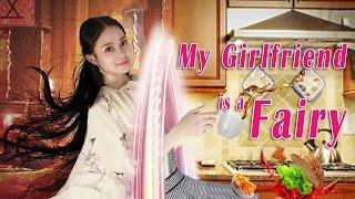 New Romance Movie | My Girlfriend is a Fairy | Fantasy Love Story film English, Full Movie HD