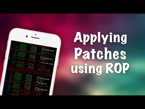 How to Patch Binaries Using ROP | Binary Exploitation Tutorial
