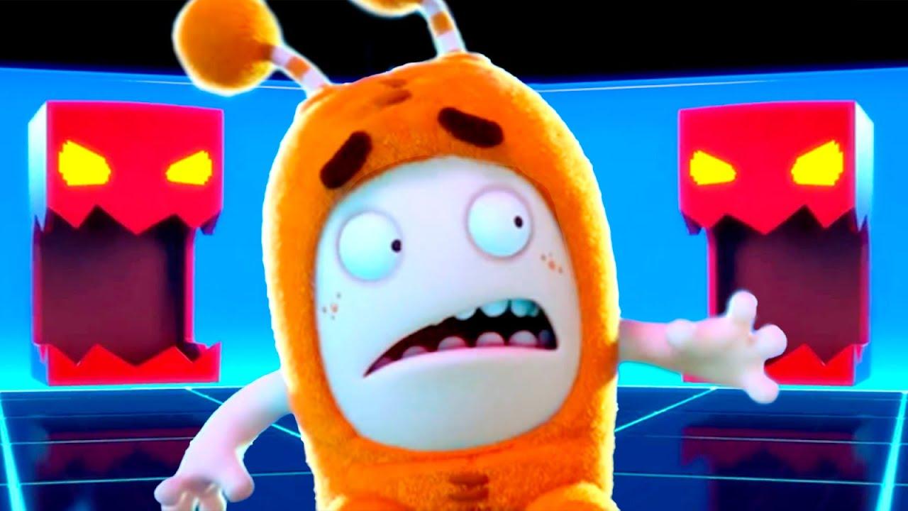 Oddbods Full Episodes   Funny Cartoon   🔴LIVE