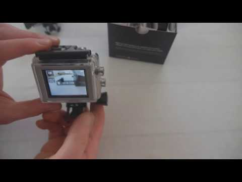 GoPro LCD Touch BacPac screen and Hero3 / Hero3+ accessories compatibility