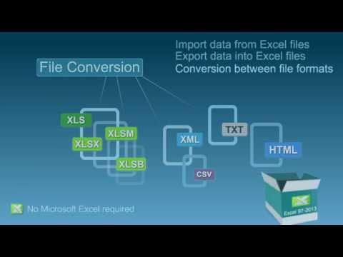 EasyXLS - .NET Excel component | Java Excel API