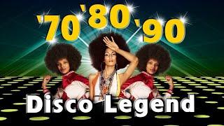 Mega Disco Dance Songs Legend - Golden Greatest Hits Disco Music 70s 80s 90s - Eurodisco Megamix