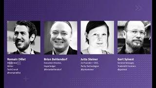 The Future of DLT with Brian Behlendorf, Jutta Steiner and Gert Sylvest