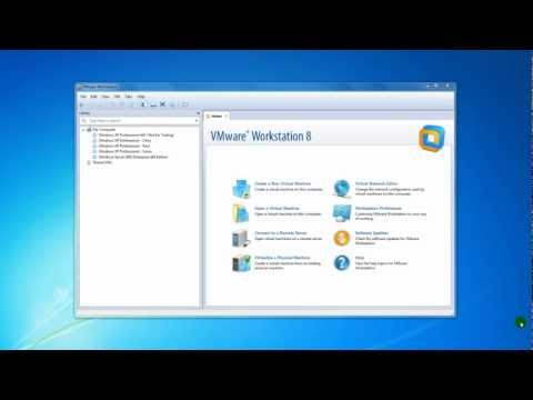 How to setup a test network in VMware & Virtual Box