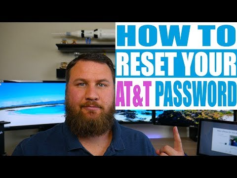 How to Reset your AT&T Email account Password 2018