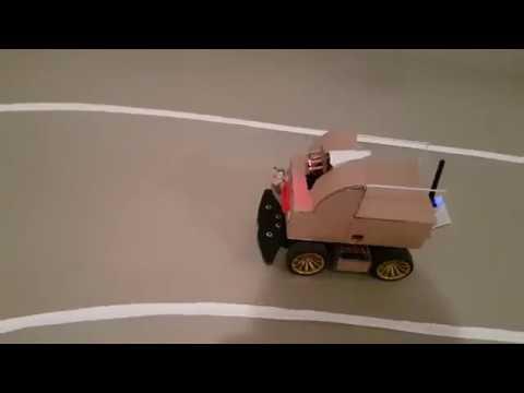 Donkeycar - Raspberry Pi autonomous Robot