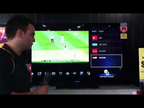 Sony Bravia NX713 (40 inch) TV unboxing - Sony Bravia Nx720 40 Inch