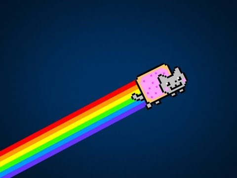 Nyan Cat - The VideoGame 3D (HD)