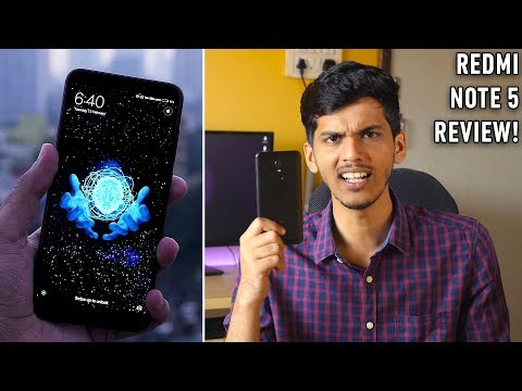 Redmi Note 5 full detailed Review! My experience with 3GB RAM Black Redmi Note 5!