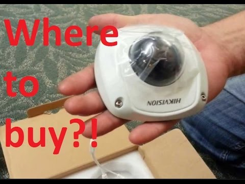 Cheapest Place to Buy Hikvision & Dahua IP Cameras!!