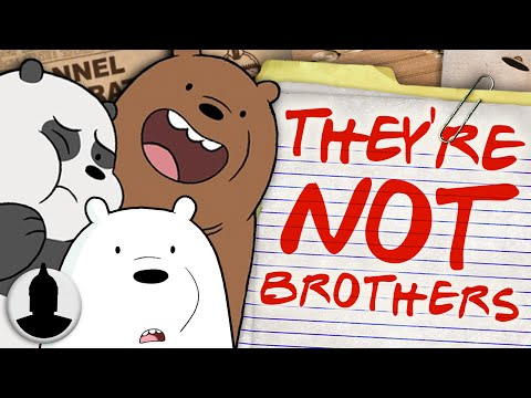 The We Bare Bears Are NOT Brothers?! - feat. Liberty - Cartoon Conspiracy (Ep. 112)