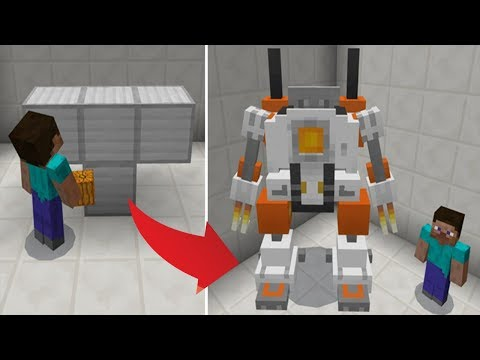 How To Make a Wither Buster Spawner in Minecraft Pocket Edition