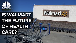 Why Walmart Wants To Be Your Hospital Too