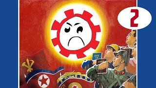 Glorious Leader [1] North Korea Extended Timeline EU4