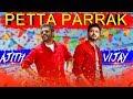 Petta Paraak ThalaThalapathy Version Remix CINE BYTE mp3