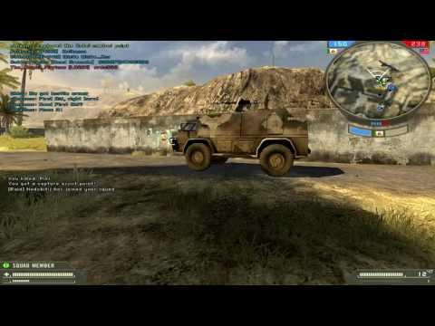 Battlefield 2 Revive Mashtuur City Multiplayer Gold Star