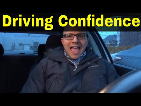 Reason To Fail The Driving Test-Lack Of Confidence