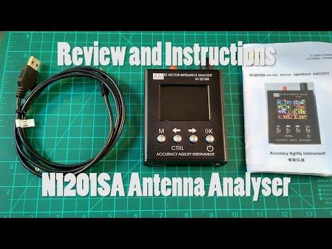 N1201SA Antenna Analyser Review - PakVim net HD Vdieos Portal