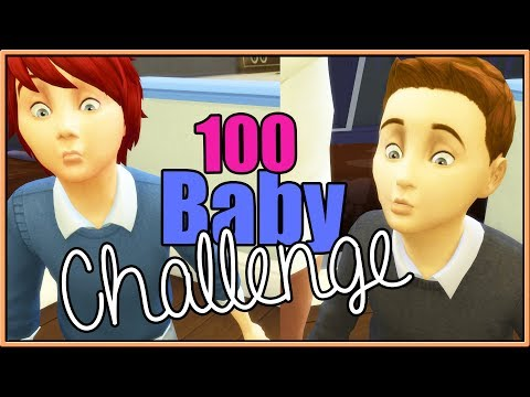 The Sims 4 | 100 Baby Challenge | S1 Part 14 [Becoming Teens]
