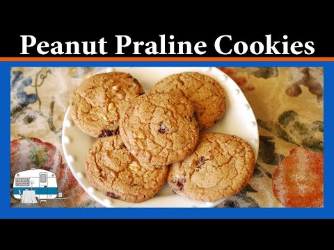 How to make Peanut Praline Chocolate Chunk Cookies