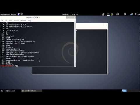 Linux BASH Commands tutorial 1 history