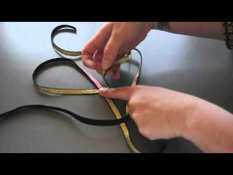 Celtic Knot Headband Tutorial