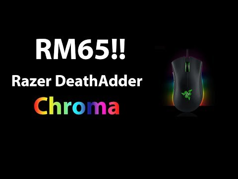Fake Razer DeathAdder Chroma?!?!