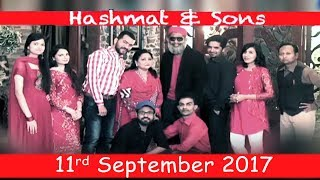 Hashmat Ki Biwi Bani Churail   Hashmat & Sons   SAMAA TV   10 Sep 2017