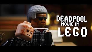 Deadpool Movie in LEGO: Baby Hand Scene
