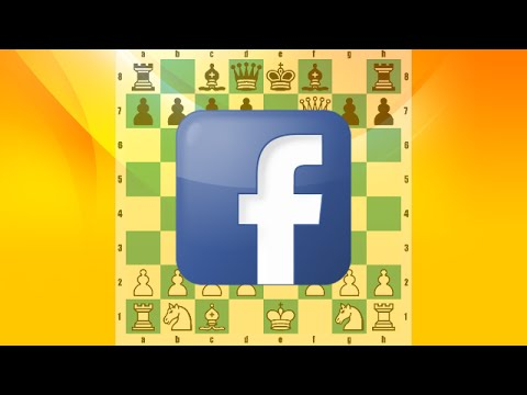 How to Play Chess on Facebook via Chat