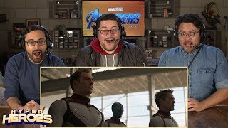 Download Marvel Studios' Avengers: Endgame - Official Trailer Reaction Video
