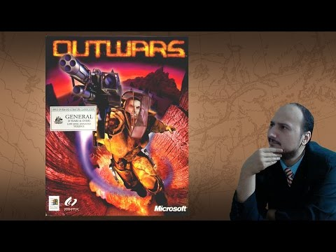 """Gaming History: Outwars """"Another Bug Hunt… with Jetpacks!"""""""