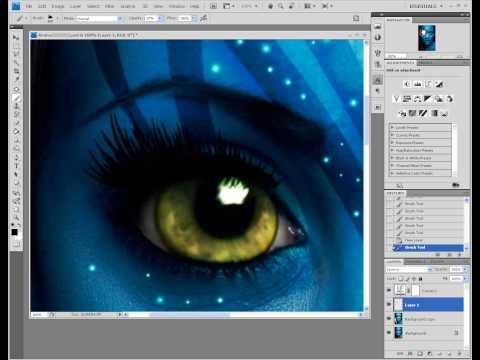 AVATAR  Photoshop - James Horner - I See You