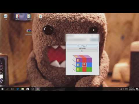 How to Remove Winrar Passwords + DOWNLOAD
